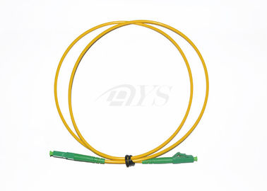 Corning Optical Fiber Patch Cord LC / APC-LC / APC , Low Insertion Loss & PDL