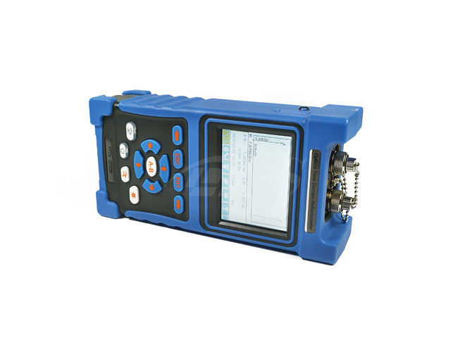 ประเทศจีน DYS3028 Palm OTDR Fiber Optic Test Equipment With 650nm Visible Light Source ผู้ผลิต
