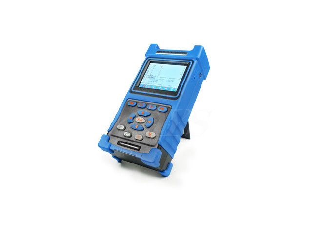 ประเทศจีน Blue Palm Otdr Test Equipment , Professional Fiber Otdr Tester DYS3028 ผู้ผลิต